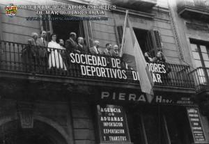 Inauguració local de la Rambla - Ascensió 1955_01(www.societatpescadorsbarcelona.com)