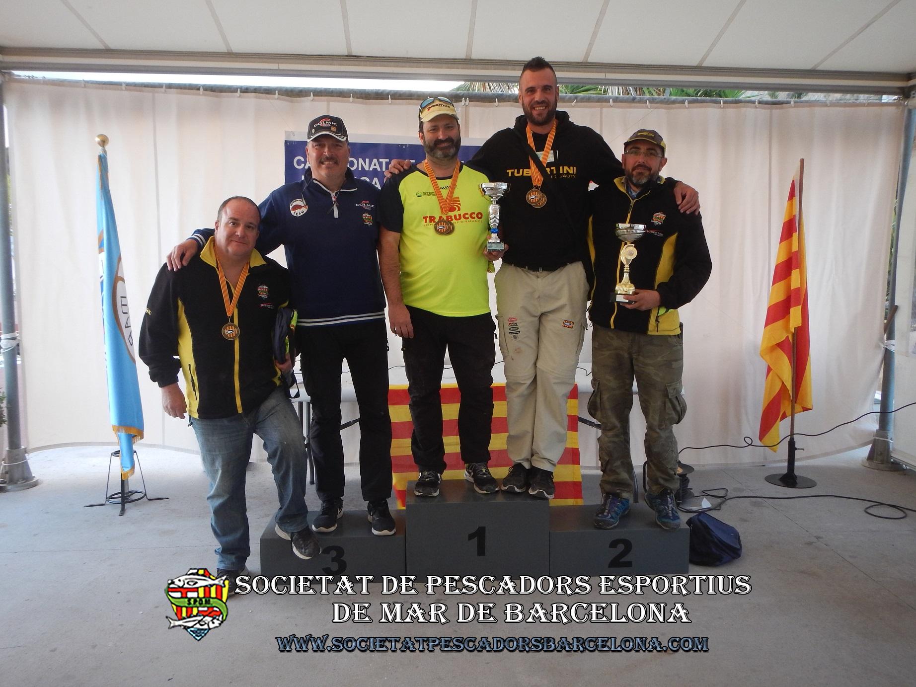 Campeonato de Catalunya d'e embarcación fondeada 2019 (Arenys de Mar 30-03-2019)Campionat de Catalunya d'embarcació fondejada 2019 (Arenys de Mar 30-03-2019)