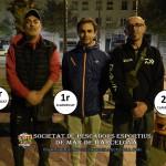 2a prova – Campionat Mar-Costa 2019 – Llancer/Surf-càsting – Barcelona (10/11-05-2019)