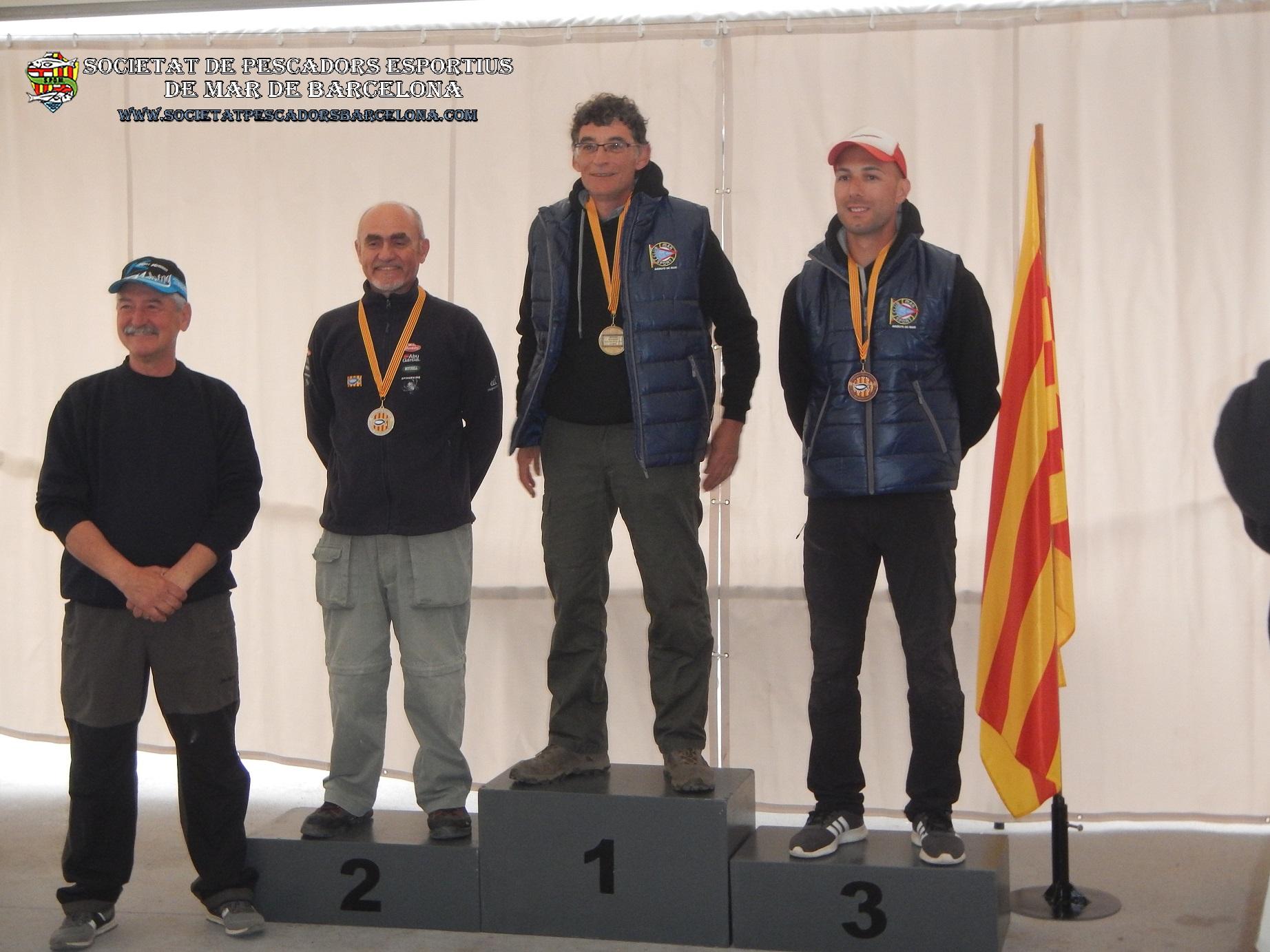 Campionat de Catalunya d'alt nivell - Boia-Mar - Arenys de Mar (04-05-2019)