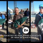 "79º Concurso del ""Pavo"" – Moll del Rellotge/Puerto de Barcelona (24-11-2019)"