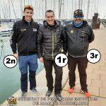 1a Prova - Campionat d'embarcació fondejada 2020 - Badalona 8 de febrer