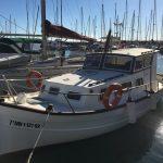 Embarcació en venda