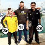 2a Prova – Campionat d'embarcació fondejada 2020 – Badalona 29 de febrer