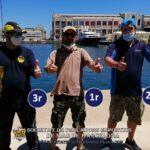 1ª prueba - 75º Campeonato de Mar-Costa - Moll del Rellotge (Puerto de Barcelona) 05-07-2020