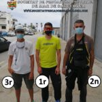 3a Prova – Campionat d'embarcació fondejada 2020 – Arenys de Mar, 18 de juliol