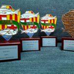 Entrega de trofeus – Campionat d'embarcació fondejada 2020