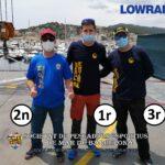 2a prova - Campionat d'embarcació fondejada 2021 - Sant Feliu de Guíxols - 5 de juny