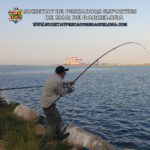 Aplec de pesca al Dic de l'Est del Port de Barcelona - 5-09-2021
